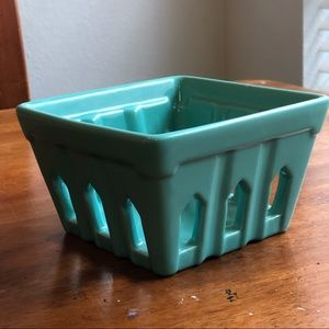 American Atelier ceramic kitchen berry basket